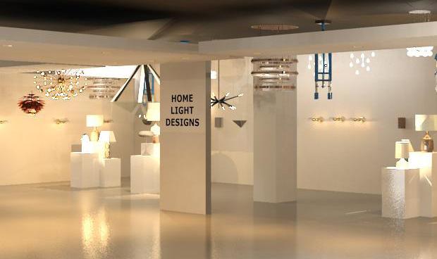 dallas market center light design showroom