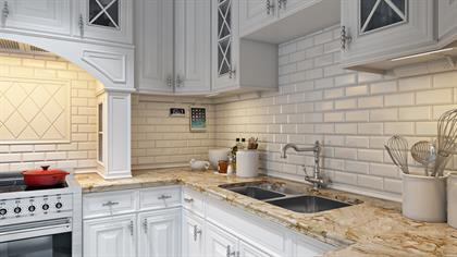 The adorne Under-Cabinet Lighting System brings an array of modular components that swap out so easily, you'll want to reconfigure whenever the mood strikes. From speakers and smart phone docks to lights and outlets, there's a world of possibilities to choose from with these high-tech, highly convenient building blocks.