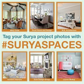 Tag your Surya project and we will credit you in our social media sites.