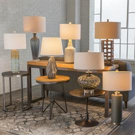 Discover 550+ in-stock floor, table and task lamps in a full spectrum of styles, materials, finishes and price points. Each lamp is boxed individually and ships to you, or directly to your customer, within 48 hours.