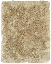 The Indochine Collection is a wonderfully plush and luxurious shag that has been table tufted of art silk and simulates the feel of animal fur. The sheen that these rugs possess makes them a playful addition to more casual, contemporary settings.