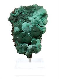 Malachite from the Congo