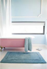 Luxury bath, towel, and rug collection is known as the finest in the world.