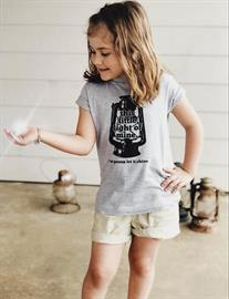 We have designs and styles for the entire family!  We carry onesies as well as children's tees.
