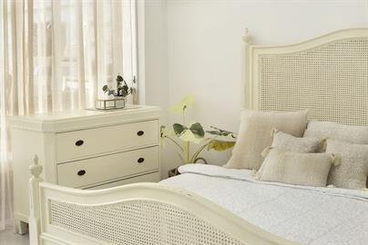 Britta Bed and Leah Chest