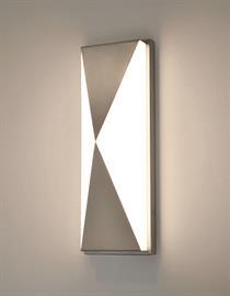 Novara LED Sconce with Metal housing