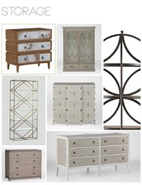 We offer a diverse selection of eclectic storage options to fit your unique taste, while creating more space in any room.