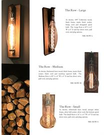 Named after Nashville's Music Row, this beautiful and customizable light provides the perfect accent to any room.