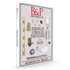 B&P Lamp Supply, Inc. Hardware & Electrical catalog 2016