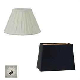 Quality fabric lampshades