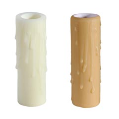 candle covers and sleeves