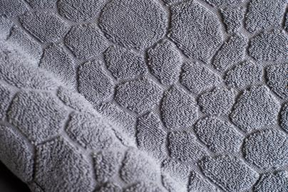 The cobblestones are the symbol of the coastal villages of Mediterranean.  These stones shine like jewels on the streets of villages under the beautiful sun of the Islands. Cobblestone design will bring the ambiance of the Mediterranean islands to your bathroom.