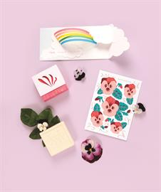 UWP LUXE is a boutique line of trend-driven pop-up greeting cards, laser cut stationery, and elegantly packaged home goods. We collaborate with paper-engineers and illustrators across the globe to bring forth the finest paper products.