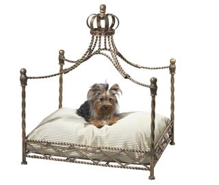 176; Iron Pet Beds All Hand Made. All Beds Fit A Standard Size Bed Pillow  For  Dr Livingstone I Presume Accessories