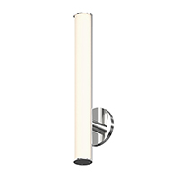 Less is definitely more when solid geometry defines functional utility with the elegance of minimal simplicity. Strong modern columns of powerful LED light command a sophisticated and solid presence.