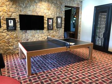 We offer a wide variety of custom styles to meet your Game Room needs.