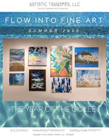 Flow Into Fine Art