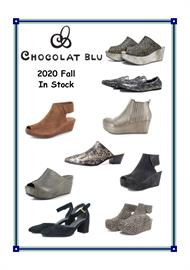 Boots, Flats, Wedges with Chocolat Blu Comfort