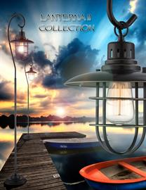Lanterna II Collection is one of the best-selling product families from Lite Source Inc. The classic oil lamp style is completed with fine design on the details and beautiful dark bronze and chrome finishes. The open grid shade showcases the vintage Edison bulb that comes with it.