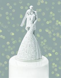 Roman offers a comprehensive collection of wedding caketoppers and gifts to commemorate the special day.