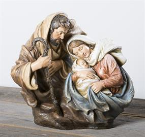 Joseph's Studio nativities capture the flowing Renaissance style with beautiful sculpting.
