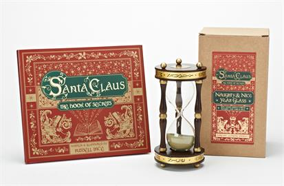 Santa Claus:  The Book of Secrets will awaken the Christmas spirit in all of us!  The collection will bring on the excitement of Christmas and all the magic and mysteries that come with the most wonderful time of the year.