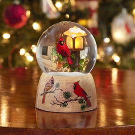 Intricate detail in heartwarming scenes, enhanced with traditional Christmas music, lights, and movement, make our Glitterdomes the best in the market.