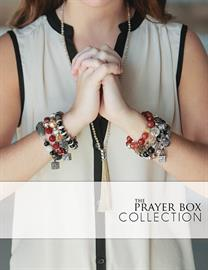 Write your prayer down, fold it into the prayer box, and wear it as a reminder that God is the answer to all your needs. Believe in the power of prayer with this collection of bracelets, necklaces and prayer boxes.