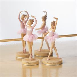 Graceful Movements by Gina Freehill is a beautiful collection of ballerinas perfect for gift giving.
