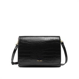 A compact crossbody that is perfect for any occassion. Wear it as a shoulder bag, crossbody or clutch!