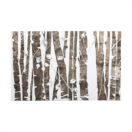 "351-10265_Finish: Natural Birch & White_Size: 36""w x 22""h"