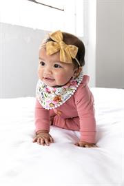 Car seat covers, swaddle blankets, hooded towels, bibs and more!  On trend prints and great prices!