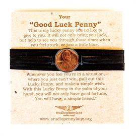 Inspiring Gratitude, One Penny at a time.
