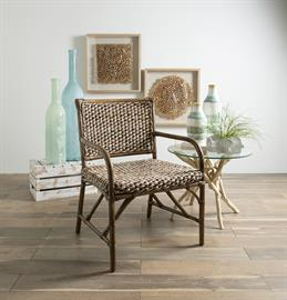 Serene and just a little bit ethereal, this trend will take you to the beach where you may just encounter a mermaid while you relax and recharge. Add a bit of subtle coastal inspiration to any décor with elements from our Sandcastle collection.