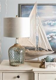 """I fondly remember spending days at the beach as a child, relishing family and that amazing breeze coming in from the shore. This collection was created in honor of those cherished memories we desire to create and it fills our homes with relaxed coastal style."" Trisha Yearwood."