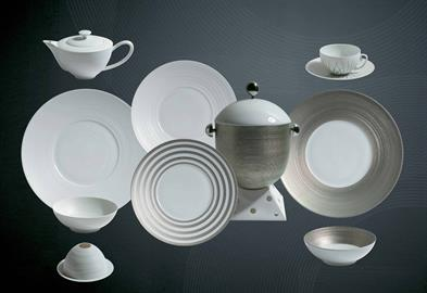 Well known for manufacturing a high quality dinnerware of bright and extremely pure porcelain.  Each piece of variety of creative and original shapes. www.devinecorp.net