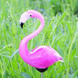 Lovely 6860; Garden Solar Bird