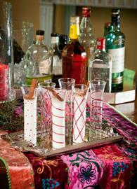 Everything from glassware, to table linens to holiday decorations- Abigails is a great line for any space.