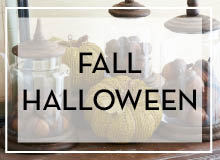 Fall and Halloween Product Line