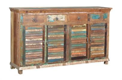 Made of Reclaimed / Recycled Wood. We also carry Bedroom Set, Dining Set, Media Cabinets, etc.