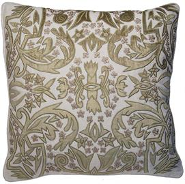 Hand Made Applique' Decorative Pillow
