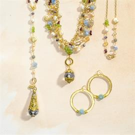 Dress up your summer wardrobe with these beautiful jewel tone pieces.